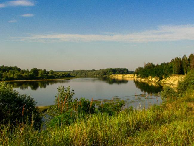 13 червня<br> Київ - Отрохи - Міжрічинський ландшафтний парк